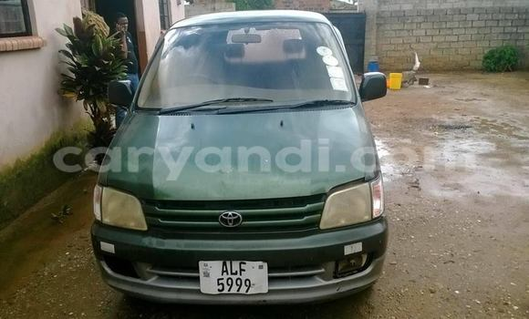 Buy Used Toyota Noah Green Car in Chipata in Zambia