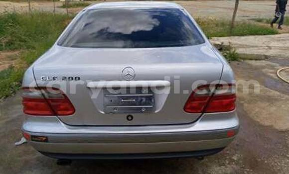 Buy Used Mercedes–Benz CLK–Class Silver Car in Chipata in Zambia