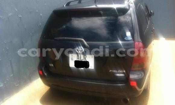 Acheter Occasion Voiture Toyota Corolla Noir à Chipata au Zambia