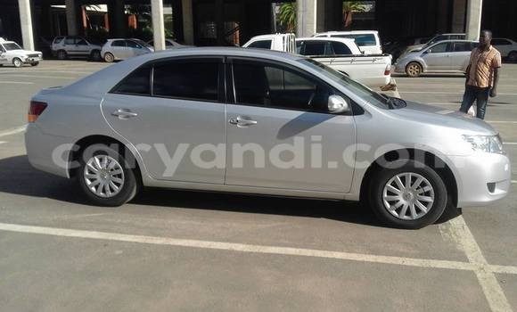 Buy Used Toyota Allion Silver Car in Chipata in Zambia
