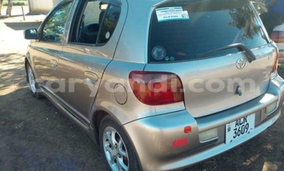 Buy Used Toyota Vitz Silver Car in Chipata in Zambia