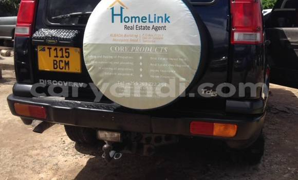 Buy Used Land Rover Discovery Black Car in Chipata in Zambia