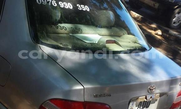 Nunua Ilio tumika Toyota Corolla Fedha Gari ndani ya Chipata nchini Zambia