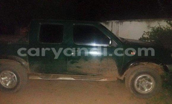 Buy Used Nissan Hardbody Green Car in Chipata in Zambia