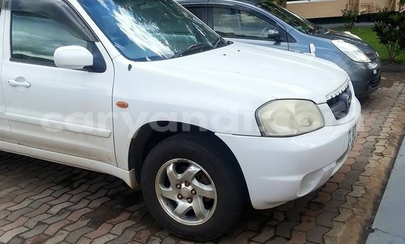 Buy Used Mazda Tribute White Car in Chingola in Zambia