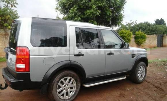 Buy Used Land Rover Discovery Silver Car in Chipata in Zambia