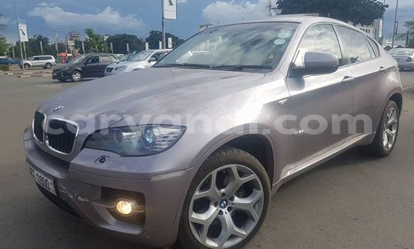 Buy Used BMW X6 Silver Car in Chipata in Zambia