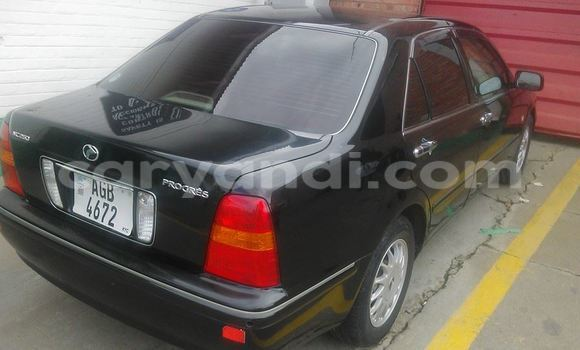 Buy Used Toyota Progress Black Car in Chipata in Zambia