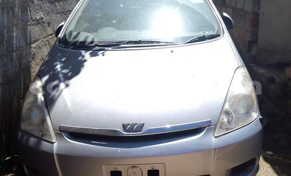 Buy Used Toyota Wish Silver Car in Chipata in Zambia
