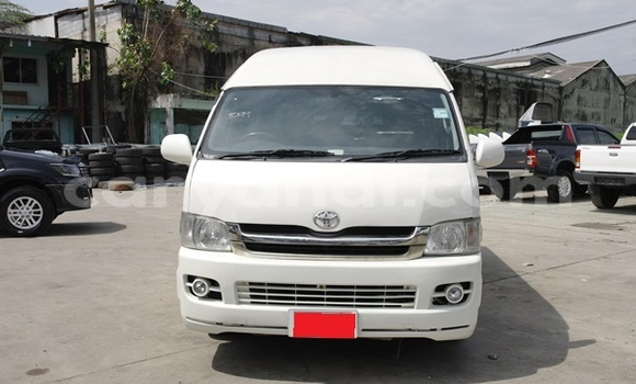 Buy New Toyota Hiace White Car in Ndola in Zambia