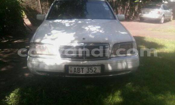 Buy Used Mercedes‒Benz C–Class White Car in Chipata in Zambia