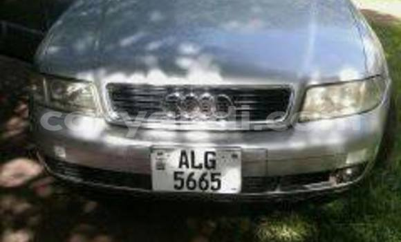 Buy Used Audi A4 Silver Car in Chipata in Zambia