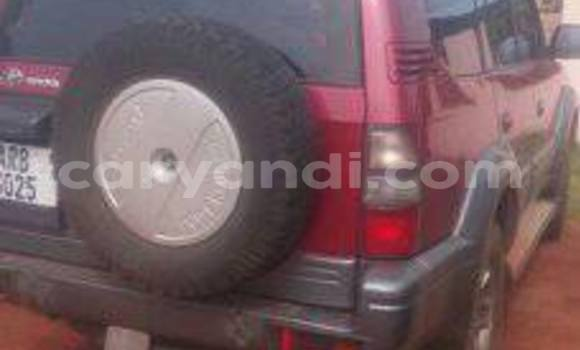 Buy Used Toyota Land Cruiser Red Car in Chipata in Zambia