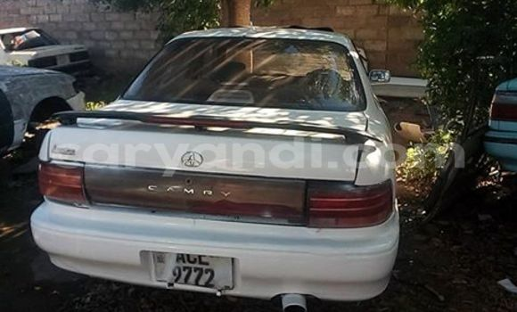 Buy Used Toyota Camry White Car in Chipata in Zambia