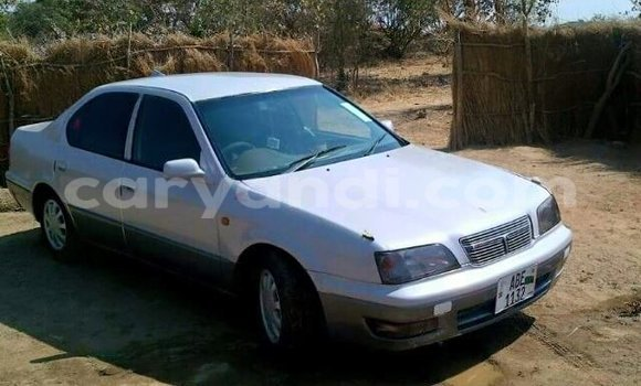 Buy Used Toyota Camry Silver Car in Chipata in Zambia
