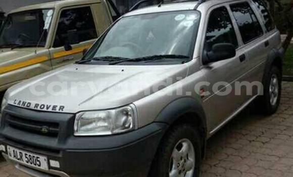 Buy Used Land Rover Freelander Silver Car in Chipata in Zambia
