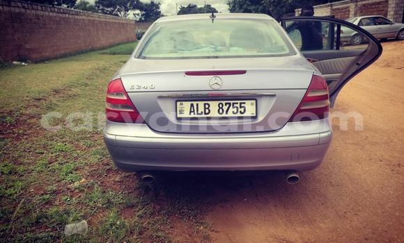 Buy Used Mercedes–Benz E–Class Silver Car in Chipata in Zambia