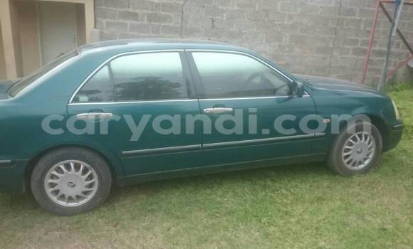 Buy Used Toyota Progrès Green Car in Kabwe in Zambia