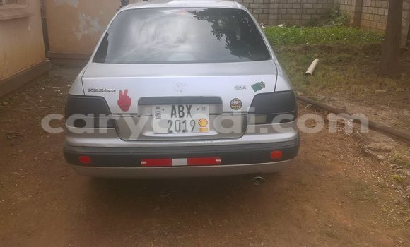 Buy Used Toyota Corolla Silver Car in Chipata in Zambia