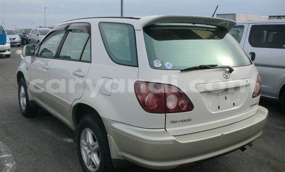 Buy Used Toyota Harrier Other Car in Chingola in Zambia