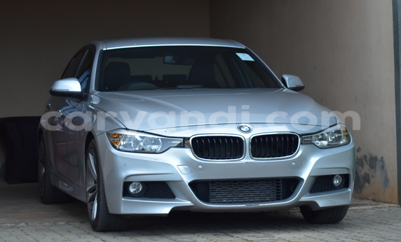 Buy New BMW 3-Series Silver Car in Chingola in Zambia