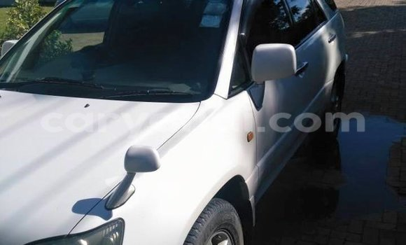 Buy Used Toyota Harrier White Car in Chipata in Zambia