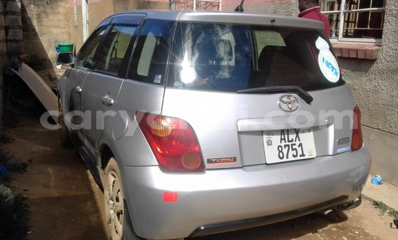 Buy Used Toyota IST Silver Car in Chipata in Zambia