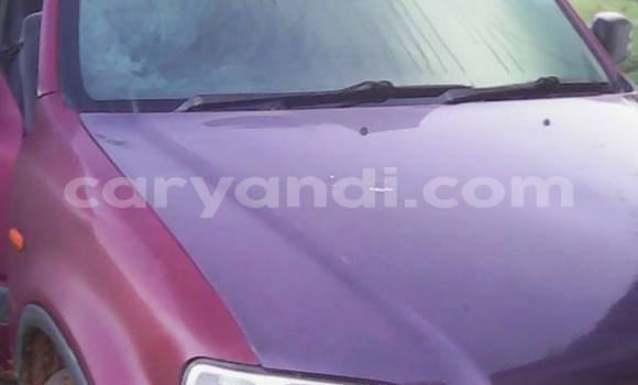 Buy Used Honda CR-V Red Car in Chipata in Zambia