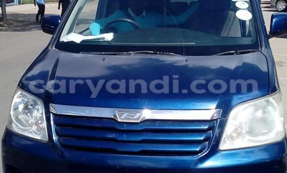 Buy Used Toyota Noah Blue Car in Chipata in Zambia