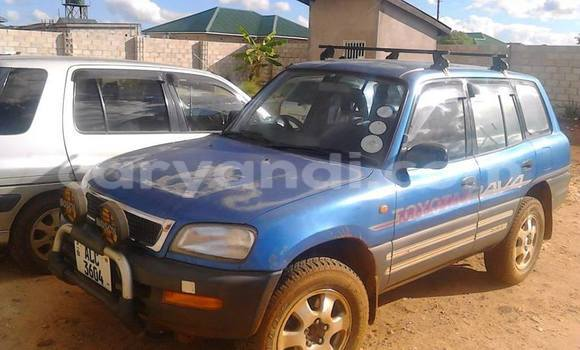 Buy Used Toyota RAV4 Blue Car in Chipata in Zambia