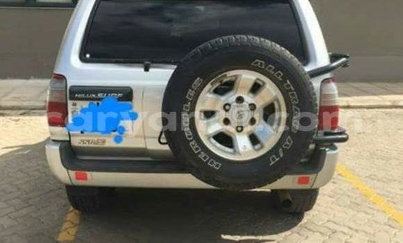 Buy Used Toyota Hilux Surf Silver Car in Chipata in Zambia