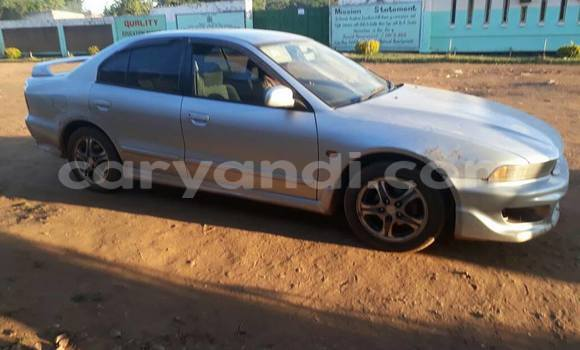 Buy Used Mitsubishi Galant Silver Car in Chipata in Zambia