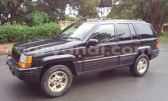 Buy Used Jeep Grand Cherokee Black Car in Chipata in Zambia