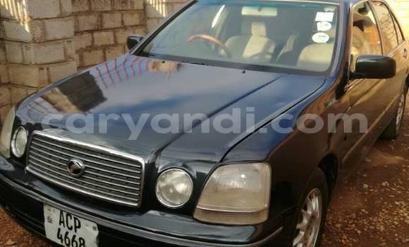 Buy Used Toyota Progrès Black Car in Chipata in Zambia