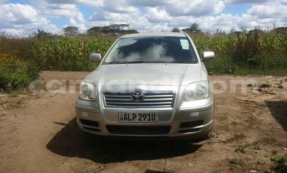 Buy Used Toyota Avensis Silver Car in Chipata in Zambia