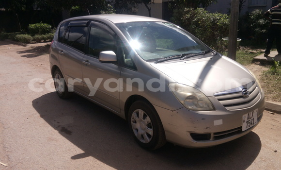 Buy Used Toyota Spacio Other Car in Chingola in Zambia