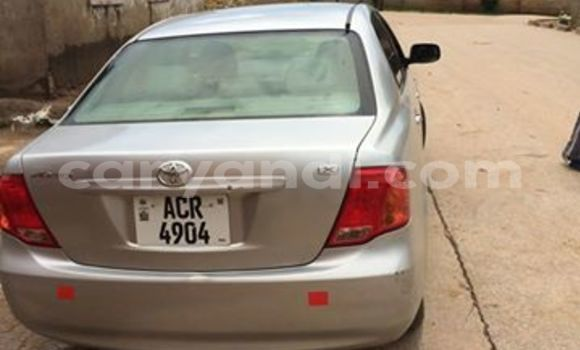 Buy Used Toyota Axio Car in Chingola in Zambia