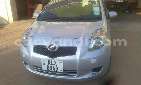 Buy Used Toyota Vitz Silver Car in Chipata in Zambia