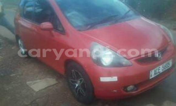 Buy Used Honda Fit Red Car in Chipata in Zambia