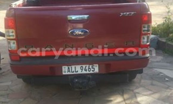 Buy Used Ford Ranger Red Car in Chipata in Zambia