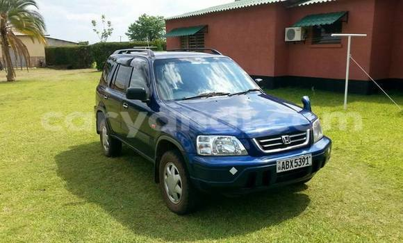 Buy Used Honda CR-V Blue Car in Chipata in Zambia
