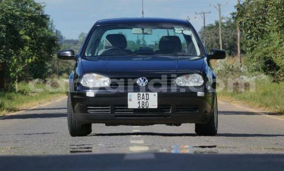 Buy Used Volkswagen Golf Black Car in Lusaka in Zambia