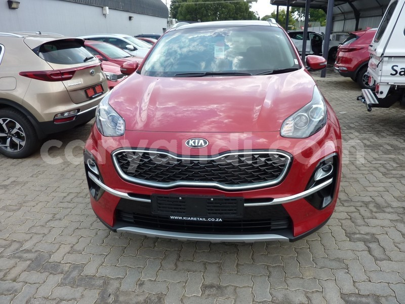 Big with watermark kia sportage zambia lusaka 11207