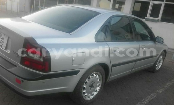 Buy Used Volvo S80 Silver Car in Lusaka in Zambia