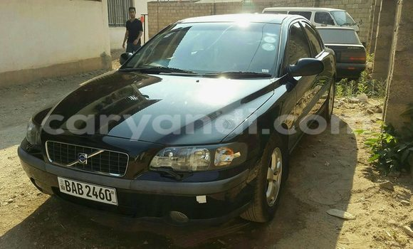 Buy Used Volvo S80 Black Car in Lusaka in Zambia