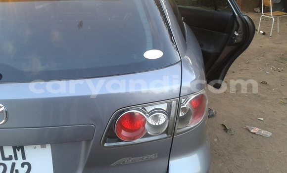 Buy Used Mazda Atenza Silver Car in Lusaka in Zambia