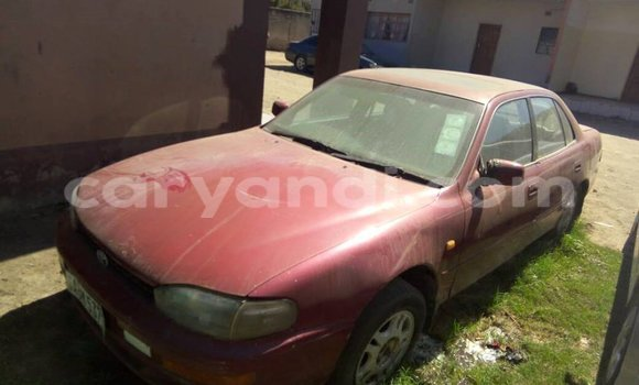 Buy Used Toyota Camry Red Car in Lusaka in Zambia