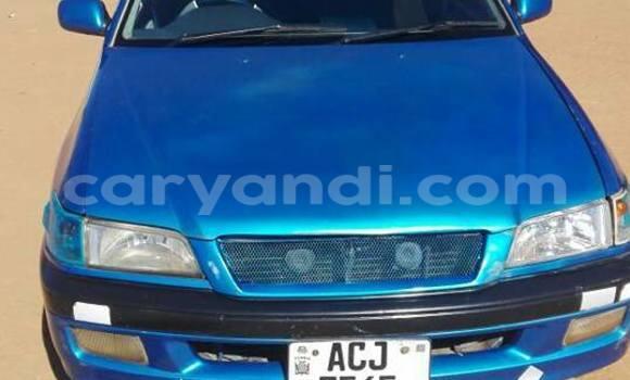 Buy Used Toyota Corona Blue Car in Lusaka in Zambia