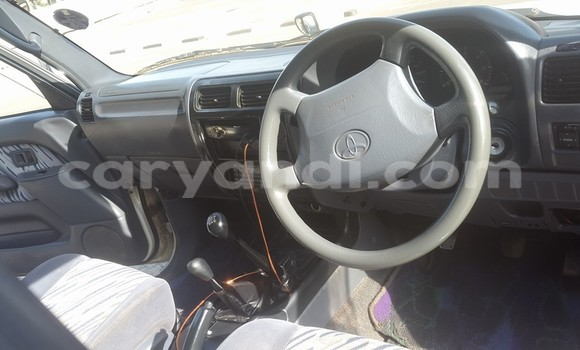 Buy Used Toyota Land Cruiser Prado White Car in Chingola in Zambia