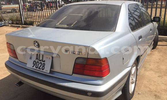 Buy Used BMW 3-Series Silver Car in Lusaka in Zambia